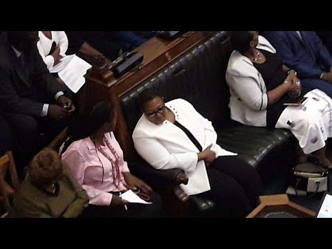 KHUPE KICKED OUT OF PARLY
