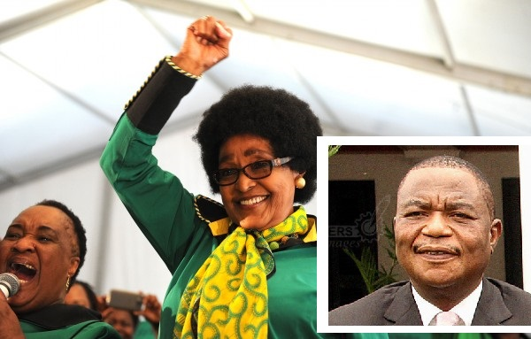 'MAMA WINNIE WAS OUR VOICE', SAYS CHIWENGA