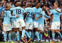 Manchester City clinch Premier League title after Man Utd shock defeat