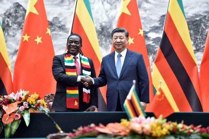 LETS OPEN A NEW CHAPTER : JINPING TO ED