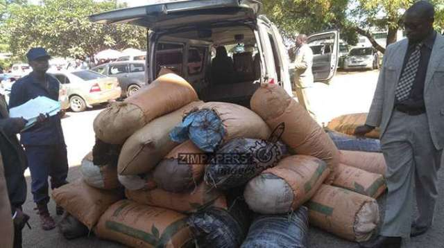 Two Men Busted With 710kgs Of Mbanje Face Justice