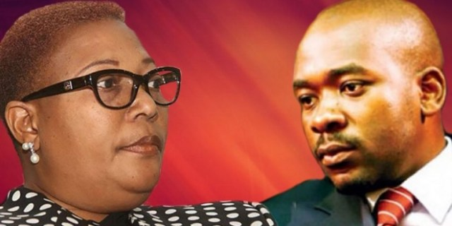 #CHAMISAvsKHUPE ROUND 2 AS CHAMISA CHALLENGES HIGH COURT ON MDC NAME