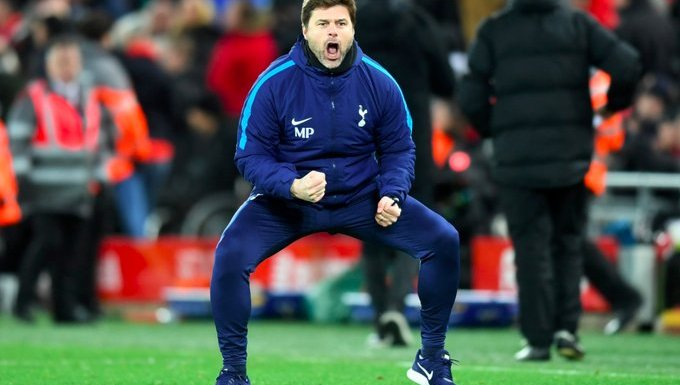 Mauricio Pochettino signs new Tottenham deal