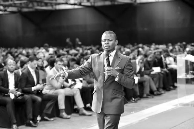 BUSHIRI ARRESTED