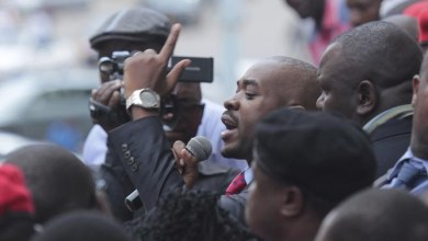 Photo of CHAMISA CALLS IN KENYAN, ZAMBIAN LAWYERS INTO POLL CHALLENGE TEAM