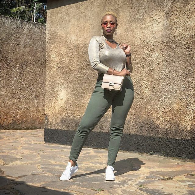 Zambia's Cleo Ice Queen vs Pokello Nare in pictures