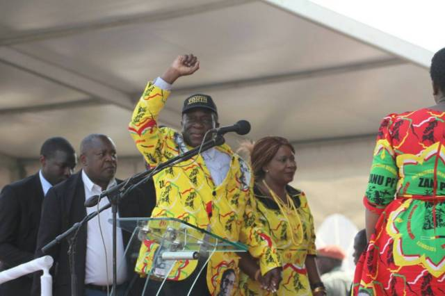2018 POLLS ALREADY RIGGED : GUTU