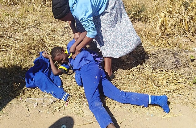 BROAD DAYLIGHT DRAMA AS TOKOLOSHE ATTACK PUPIL IN CLASS