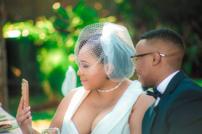 MORE OLINDA, TYTAN WEDDING PICTURES