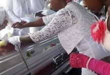 MAN WEDS DECEASED BRIDE