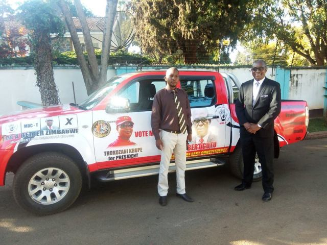 MDC KHUPE READY FOR ELECTION