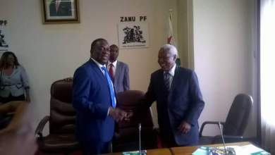 Photo of Former Minister Sekeramayi in trouble over $311,000 electricity debt