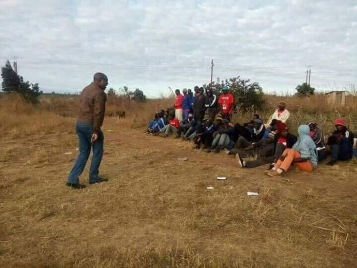 Obert Gutu Breaks Record, Prints 5000 Flyers And Pulls 27 Supporters