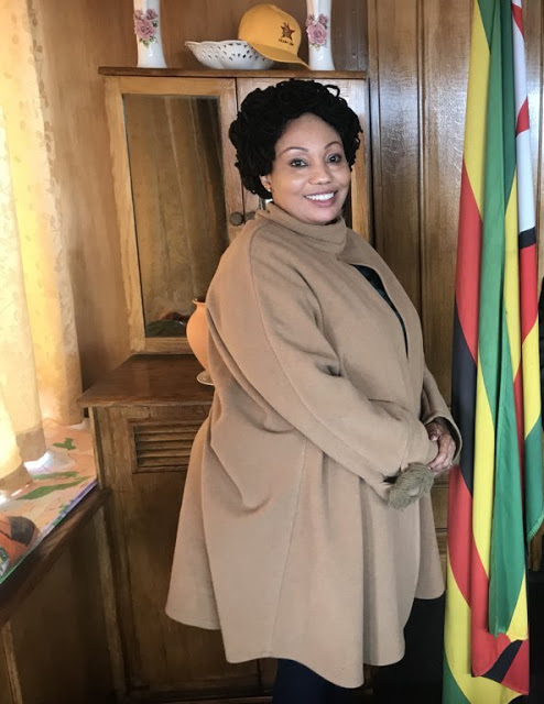 """Ballot Paper Design Is Our Exclusive Right"": ZEC's Priscilla Chigumba"