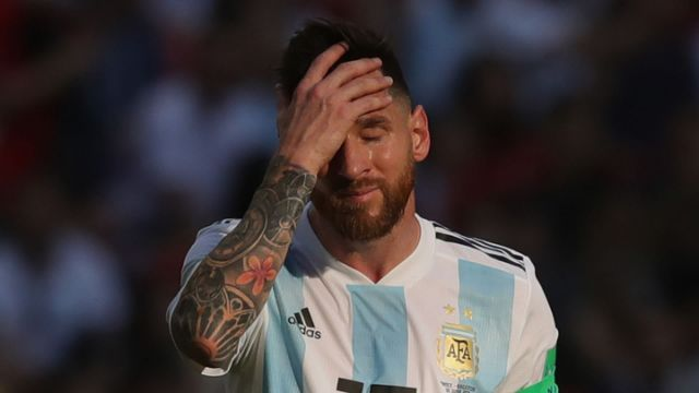 Messi Fan Commits Suicide After World Cup Exit