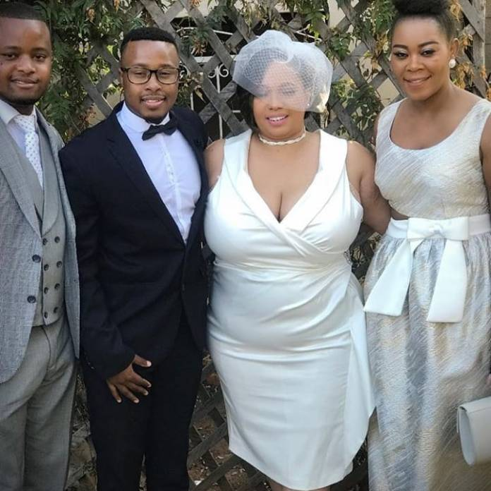 OLINDA, TYTAN WEDDING : THE REACTIONS