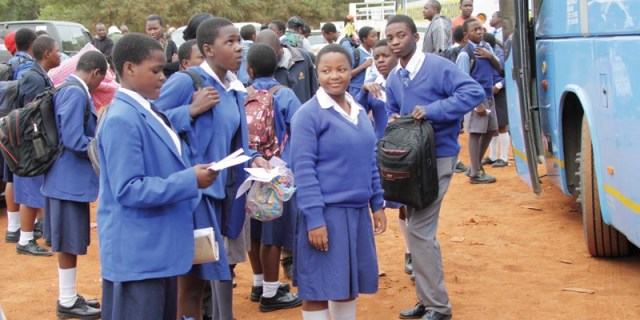 Government Gives Update On The Opening Of Schools