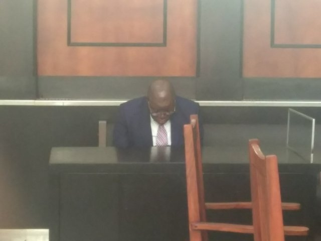 Biti Case Rolled To Tommorrow As State Witness Says His Arrest Was Lawful