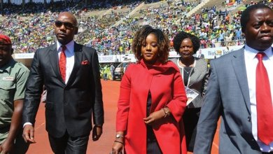 Photo of WAR VETS SLAM MUGABE FOR SENDING 'INNOCENT' BONA TO MNANGAGWA'S INAUGURATION
