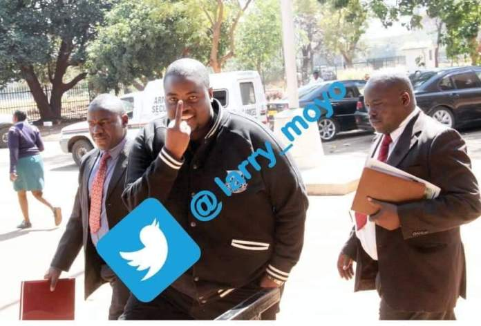 Chivayo Arrested, Taken To Prison: REAL JAIL OR ED IS JUST DUPING US?