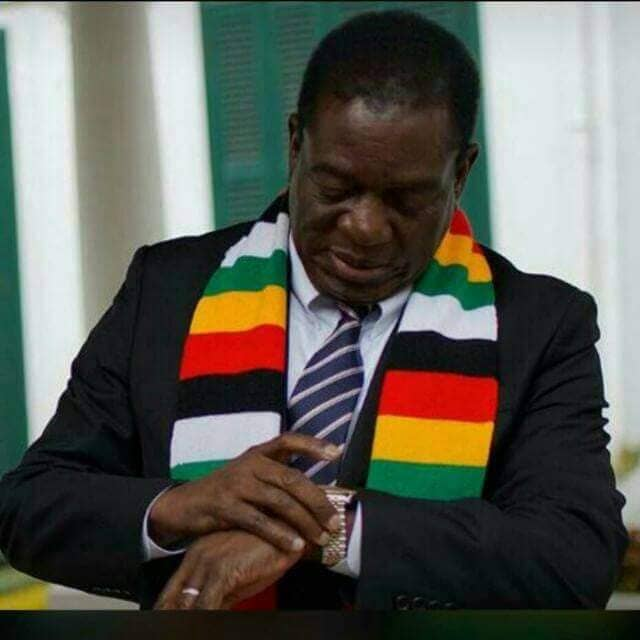 Mnangagwa Says He Will Seek Another Term In 2023