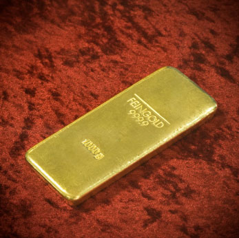 $1M GOLD VANISHES FROM POLICESTATION