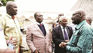Photo of JUST IN: VICE-PRESIDENT CHIWENGA GOES DOWN MEMORY LANE