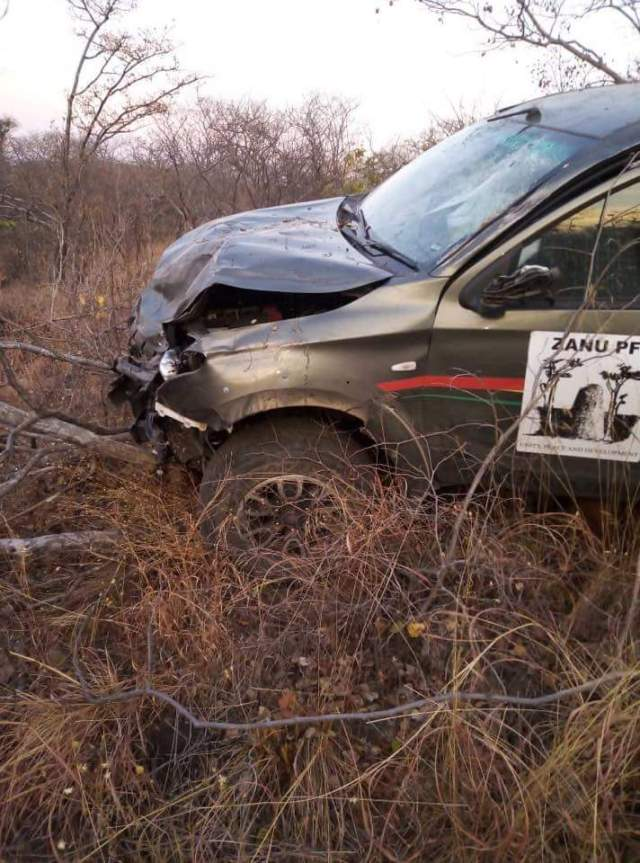 ED PFEEEXPENSIVE 4×4 involved in Accident