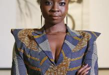 "Danai Gurira Wins ""The Action Star Of 2018"" Award"
