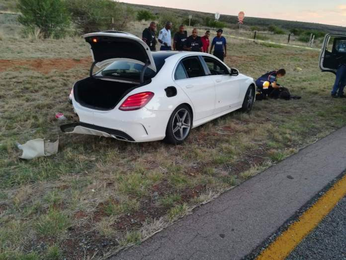 ANOTHER CASH HEIST IN SA