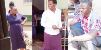 Drama As Woman Snatches Aunt's Husband And Bars Her From Visiting