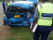 Traffic officer killed in high speed chase