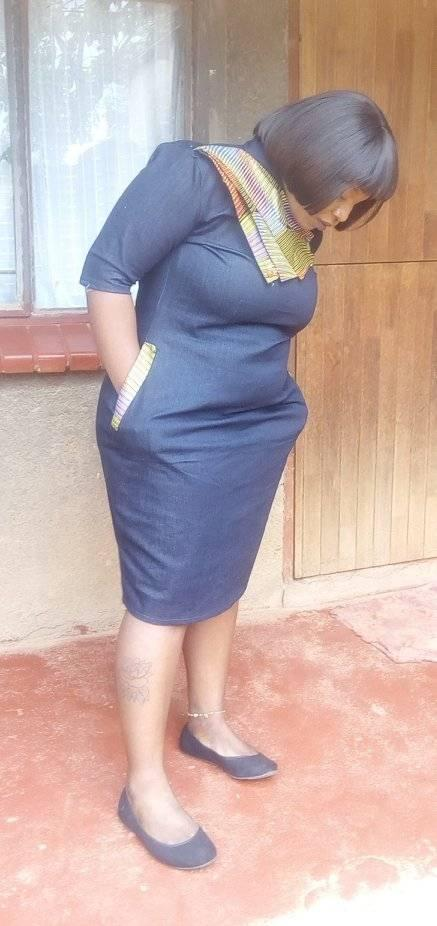 CHECK OUT PICTURES OF THE LADY WHO FEATURED IN 'JABU'S' VIDEO!