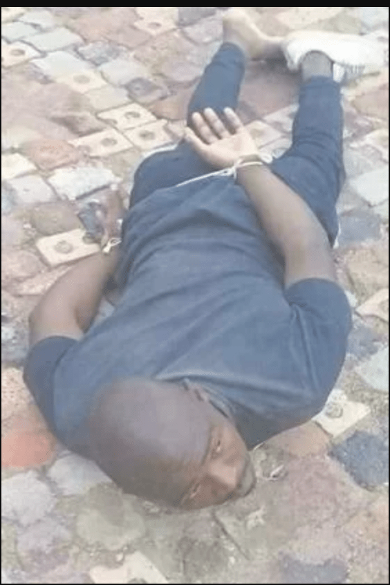 Car Thief Captured As Police Close Net On Gang