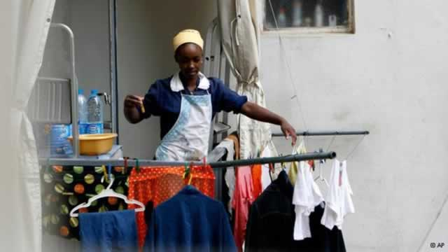 Maid steals 3 000 rands, bolts to Harare
