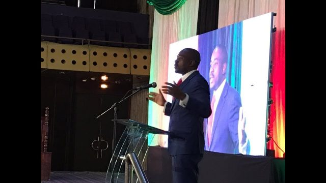 Nelson Chamisa Full Speech at Nation Dialogue