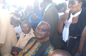Mudzuri UNDER FIRE For Not Offering Chamisa His Seat At Tuku's Funeral
