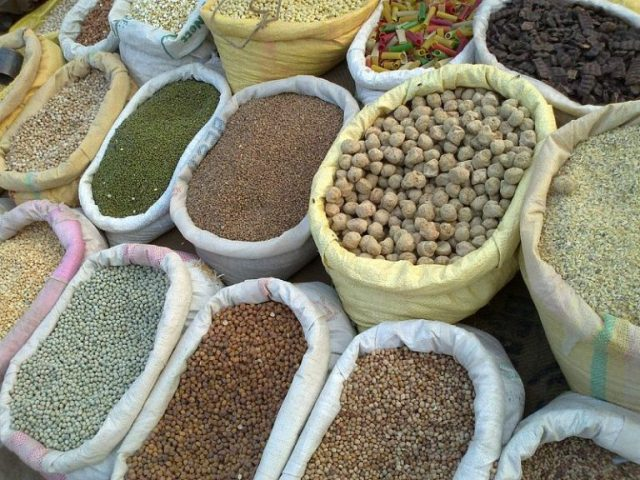 Zim left with 7 months supply of grain
