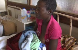 Brave Chimanimani Woman Gives Birth Trapped On A Tree Branch