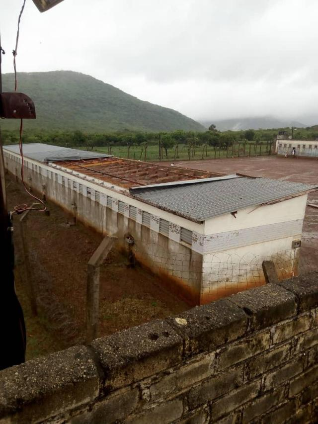 Inmates Decline Prison Break Chance After Jail Roof Is Blown Off