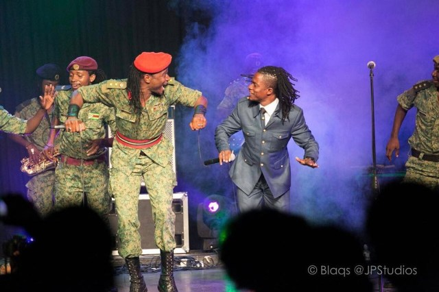 Muridzo and Jah Prayzah feud comes to an end