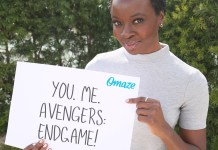 Danai Gurira set for the big screen again