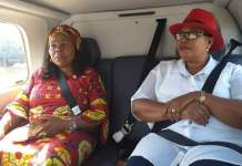 """""""We Are Mature Politicians And Will Continue Dialogue With Mnangagwa,"""" Khupe"""