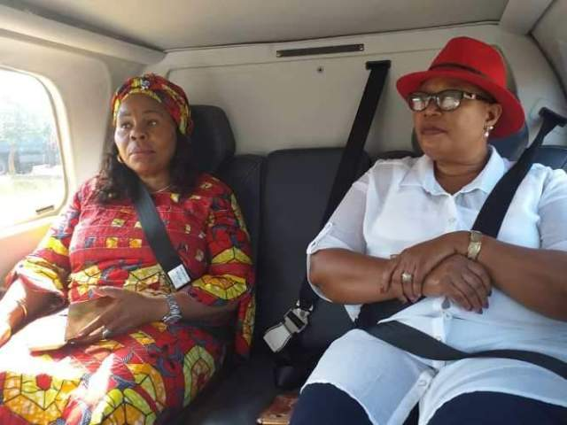 """We Are Mature Politicians And Will Continue Dialogue With Mnangagwa,"" Khupe"