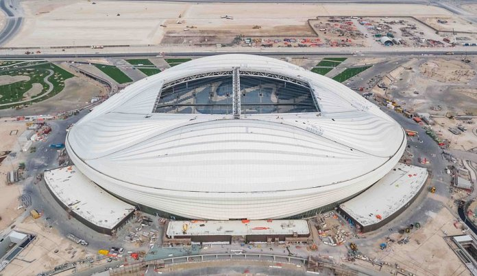 VIRAL WORLD CUP 2022 VENUE STADIUM UNVEILED