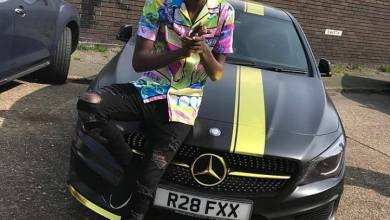 Photo of Jah Signal ventures into fashion unveil own clothing line