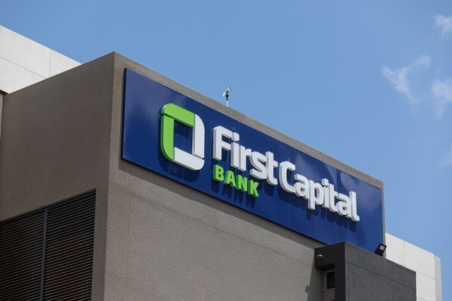 First Capital Bank Manager Locks Self In Office As Workers Strike