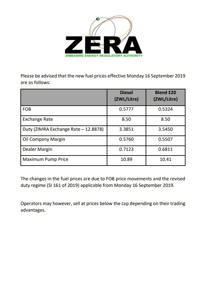 Another heavy blow to motorists as fuel prices hike again.