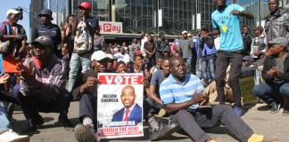 MDC protestors remanded in custody