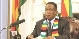 "Mnangagwa says ""We cannot afford to have idle, unproductive land"""